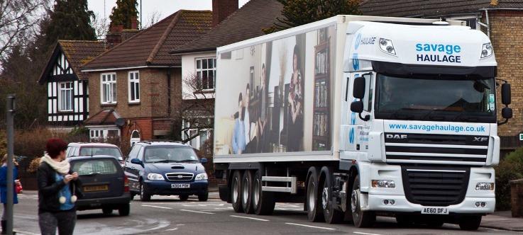 Traxx Truck Media Campaign TMWY