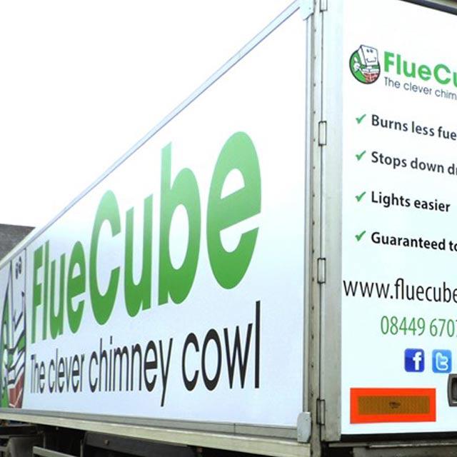 Flue Cube