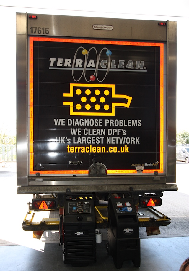 TerraClean Reflective Rear