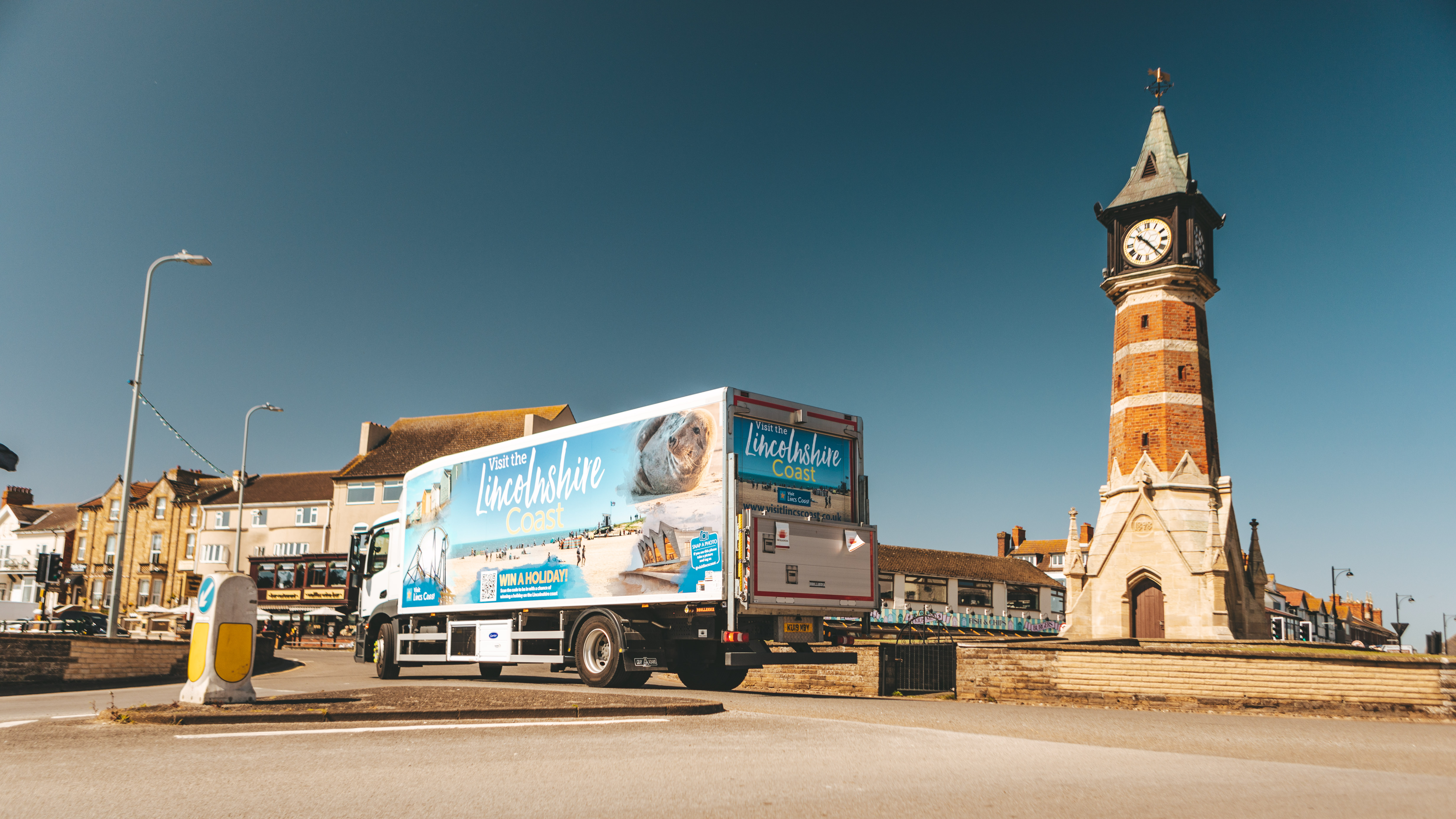 Regional Truck Advertising VLC
